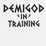 Demigod in training Sweatshirts & Hoodies