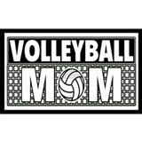 Volleyball Mom Hanger Sports Bottle