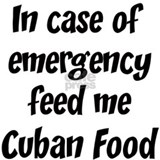 Feed me Cuban Food Mug