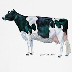Holstein Cow Shirt