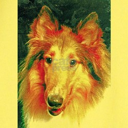 Painted sable collie T-Shirt