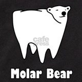 Molar bear Baby Bodysuits