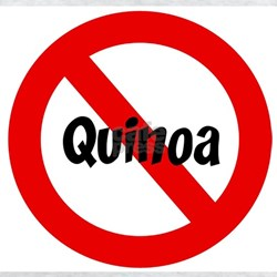 Anti Quinoa T-Shirt