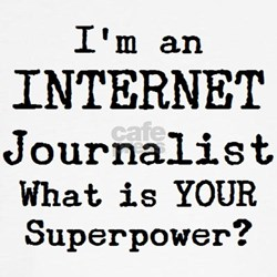internet journalist Tee