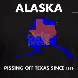 Alaska pissing texas off