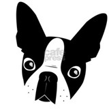 Boston terrier t shirt T-shirts