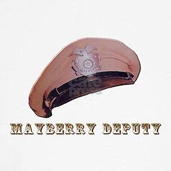 Mayberry Deputy Hat T-Shirt