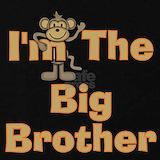 Big brother toddler T-shirts