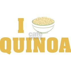 I Love Quinoa T-Shirt