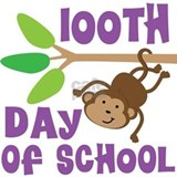 100 days of school T-shirts