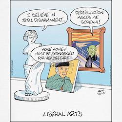 Liberal Arts Tee
