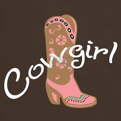 Cowgirl Boot T-Shirt