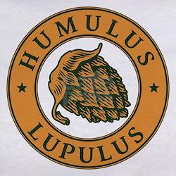 Humulus lupulus hop apparel T-Shirt
