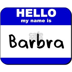 hello my name is barbra Tee