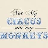 Not my monkey T-shirts