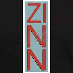 zinn_vertical_onblack.jpg T-Shirt