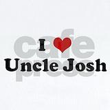 I love uncle josh Baby Bodysuits