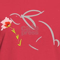 bunny & flower Tee