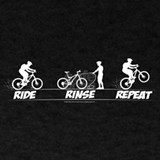 Ride rinse repeat T-shirts