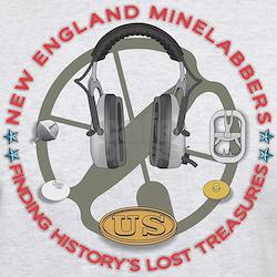 New England Minelabbers T-Shirt