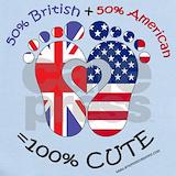 British Baby Bodysuits