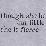 Though she be but little Sweatshirts & Hoodies