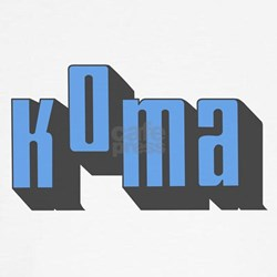 KOMA Oklahoma (1972) - Tee