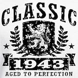 1943 classic Sweatshirts & Hoodies