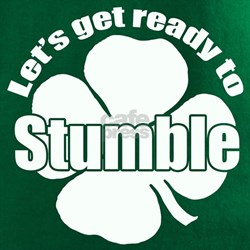 Shamrock Stumble W Shirt