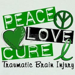 Peace Love Cure 1 TBI T