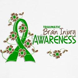 Awareness 6 TBI Tee