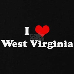 I Love West Virginia -  T