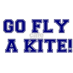 GO FLY A KITE! T-Shirt