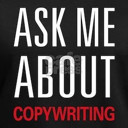 Ask Me About Copywriting Shirt