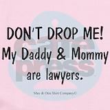 Lawyer onesie Baby Bodysuits