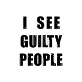See Guilty People Small Mug