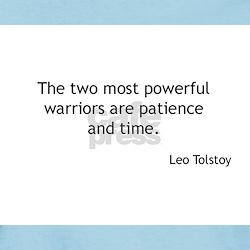 Leo Tolstoy - Powerful Warriors T-Shirt