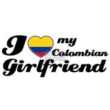 I love My Colombian girl friend Mug