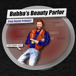 Bubba's Beauty Parlor- T-Shirt