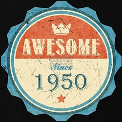 Awesome Since 1950 T