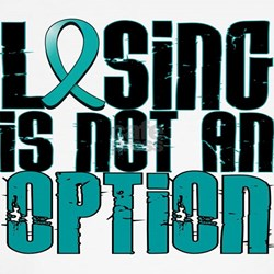 Scleroderma Losing Not Option T-Shirt