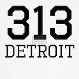 313 detroit hoodie Sweatshirts & Hoodies