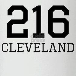 216 area code
