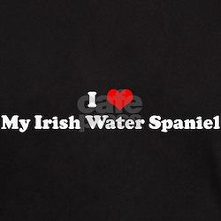 I Love Irish Water Spaniel T-Shirt