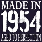 Aged to perfection Aprons