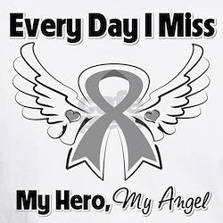 Asthma Angel Wings T-Shirt