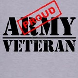 Proud to have served army Sweatshirts & Hoodies