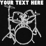 Drums Sweatshirts & Hoodies