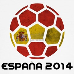 Spain World Cup 2014 T