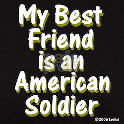 Cute Army friend Tee